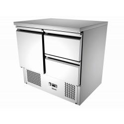 Bartscher Mini-koelwerkbank 900T1S2