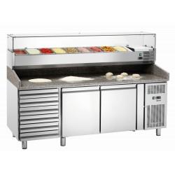 Bartscher Pizza-koelwerkbank GL26640