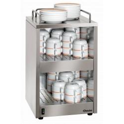 Bartscher Kopjesverwarmer 72 kopjes, CNS