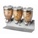 Bartscher 3-voudige ontbijtgranendispenser