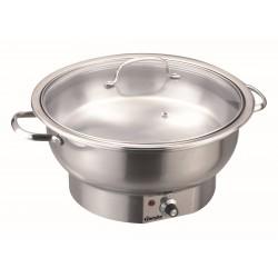 Bartscher Chafing Dish, EL, rond, 3,8L