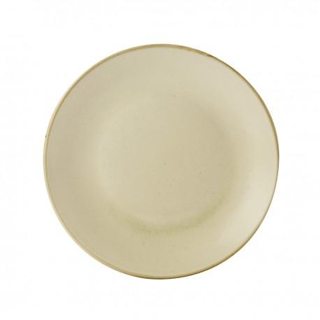 Coupe bord Wheat 28 cm (6 stuks)