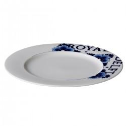 Royal Delft bord met rand 30,5 cm (3 stuks)
