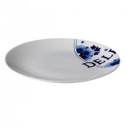 Royal Delft coupe bord 30,5 cm (3 stuks)