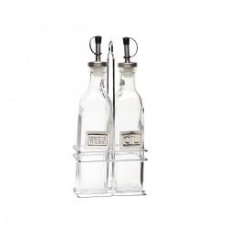 Olie/Azijn set 280 ml (6 stuks)