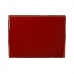 Rechthoekig bord Magma 35 x 26 cm (6 stuks)