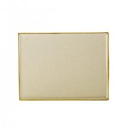 Rechthoekig bord Wheat 35 x 26 cm (6 stuks)