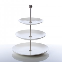 Etagère 3 borden coupe 26 / 21,6 / 16,5 cm (1 stuks)