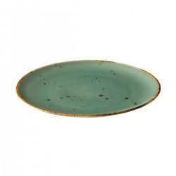 Coupe bord reactive blue 27,7 cm (6 stuks)