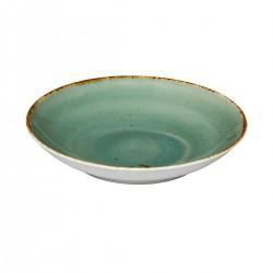 Coupe pastabord reactive blue 26,2 cm (6 stuks)