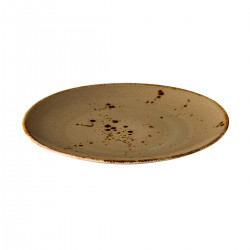 Coupe bord reactive sand 21 cm (6 stuks)