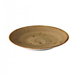 Coupe bord reactive sand 15,5 cm (6 stuks)