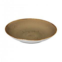 Coupe pastabord reactive sand 26,2 cm (6 stuks)