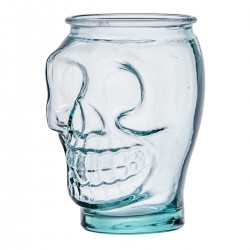 Happy Skull cocktailglas 450 ml (6 stuks)