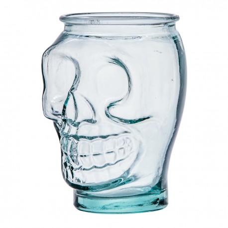 Skull glazen