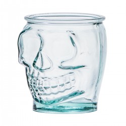 Happy Skull cocktailglas 400 ml (6 stuks)