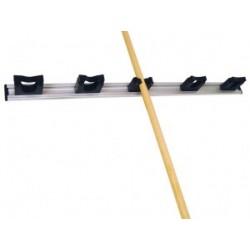 Toolflex Wandstrip met 5 steelklemmen 90cm