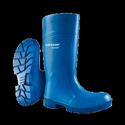 Purofort FoodPro Multigrip Safety laars, blauw, S4, blauwe zool, maat 39