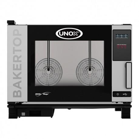 Unox Bake-Off Oven Bakertop Mindmaps One 60X40 Cm
