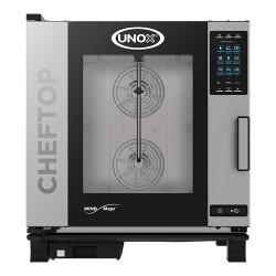 Unox Combi Steamer Cheftop Mindmaps Plus 7X 1/1 Gn