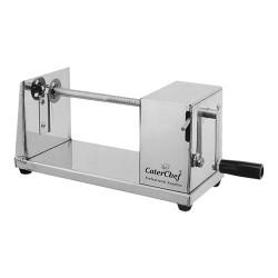 Aardappel Spiraal-Snijmachine