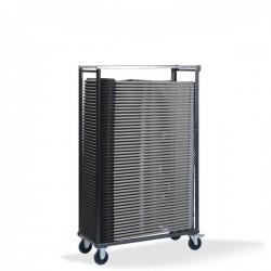 Trolley Budget stoel - 50 stoelen