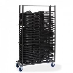 Trolley Deluxe stoel - 35 stoelen