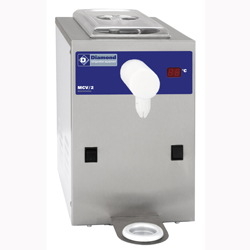 Diamond slagroommachine 2 liter MCV/2