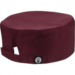 Chef Works Cool Vent beanie bordeaux