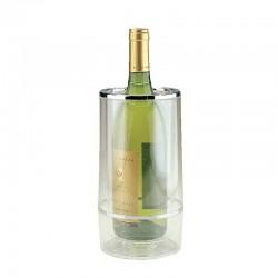 Wijnkoeler transparant acryl