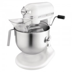 KitchenAid professionele mixer wit 6,9ltr