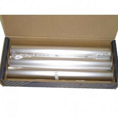 Wrapmaster aluminiumfolie 30cm x 100m