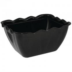 Kristallon buffetschaal zwart 0,75ltr