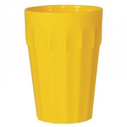 Kristallon beker geel 26cl