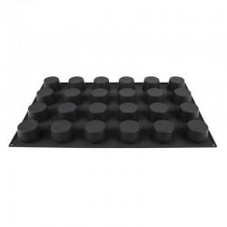 Pavoflex siliconen patisserievorm 24 muffins
