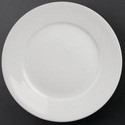 Athena Hotelware borden met brede rand 28cm