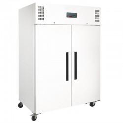 Polar 2-deurs koeling wit 1200ltr