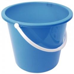 Jantex kunststof emmer 10ltr blauw