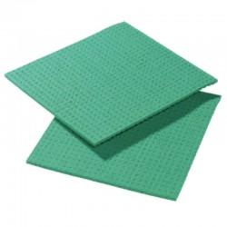Spongyl sponsdoekje groen