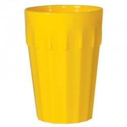 Kristallon beker geel 14,2cl