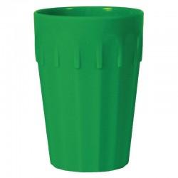 Kristallon beker groen 14,2cl