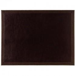 Olympia kunstleren placemat 40x30cm