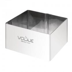 Vogue vierkante moussering 4x6x6cm