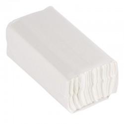 Jantex C-gevouwen handdoeken wit 24 pakken