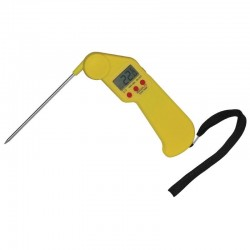 Hygiplas Easytemp kleurcode thermometer geel