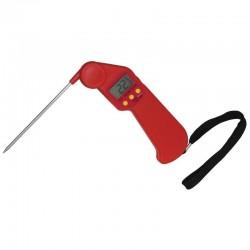 Hygiplas Easytemp kleurgecode thermometer rood
