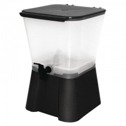 Olympia waterdispenser zwart 11 liter