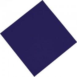 Professionele tissueservetten blauw 33x33cm