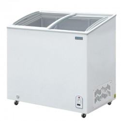 Polar display vrieskist 200ltr