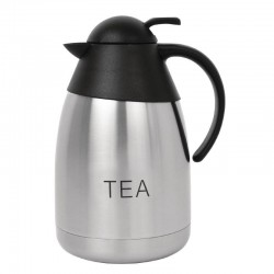Olympia isoleerkan RVS 1,5ltr TEA